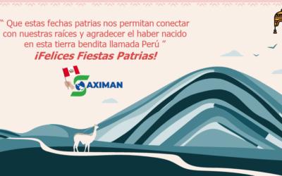 Celebremos el orgullo de ser Peruano
