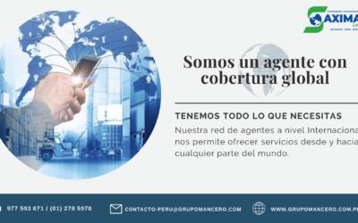 Somos un agente con Cobertura Global